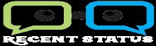 Recent Status  Logo