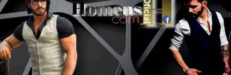 Homens com H Cover Image