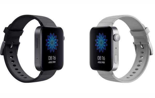 Xiaomi launches Mi Watch, its $185 Apple Watch clone