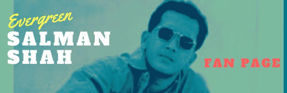 Salman Shah Cover Image