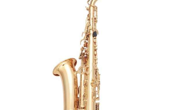 Saxophone is needed music equipment