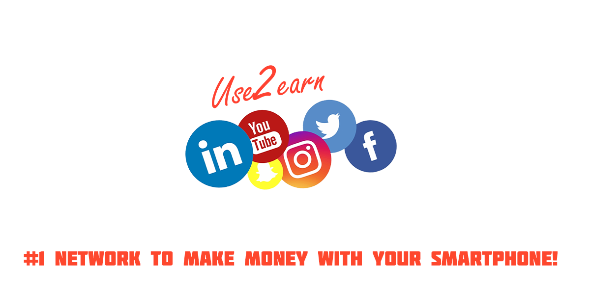 Use2Earn | #1 Influence Network (Make Money Online)