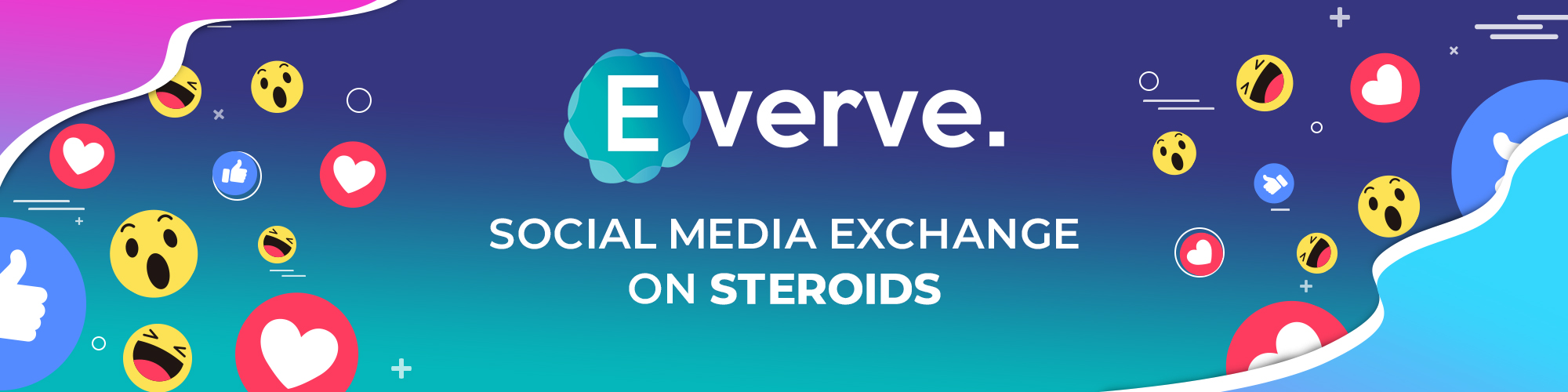 Social Media Exchange for Instagram, Facebook, YouTube | Everve