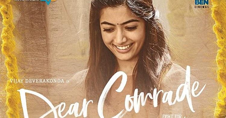 Dear Comrade 2019 Hindi Dubbed Movie Download HDRip 1080p