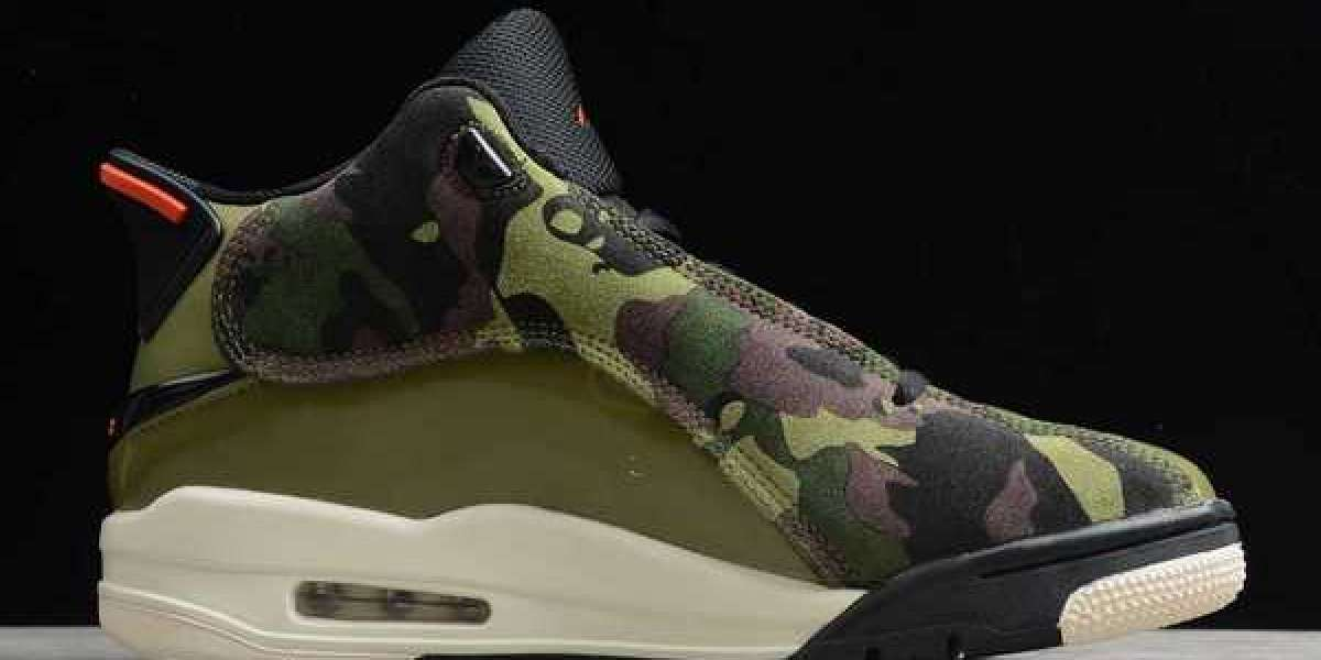 "Where To Buy New Air Jordan Dub Zero ""Camo"" 311046-200 ?"