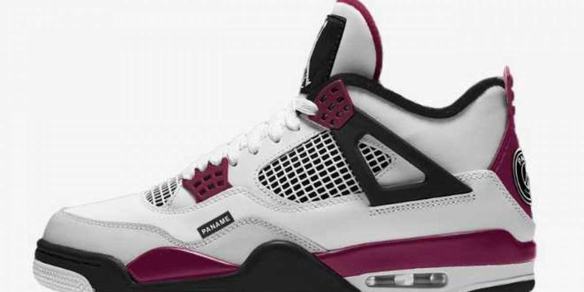 2020 Buy PSG x Air Jordan 4 Retro Paris Saint-Germain CZ5624-100 Shoes