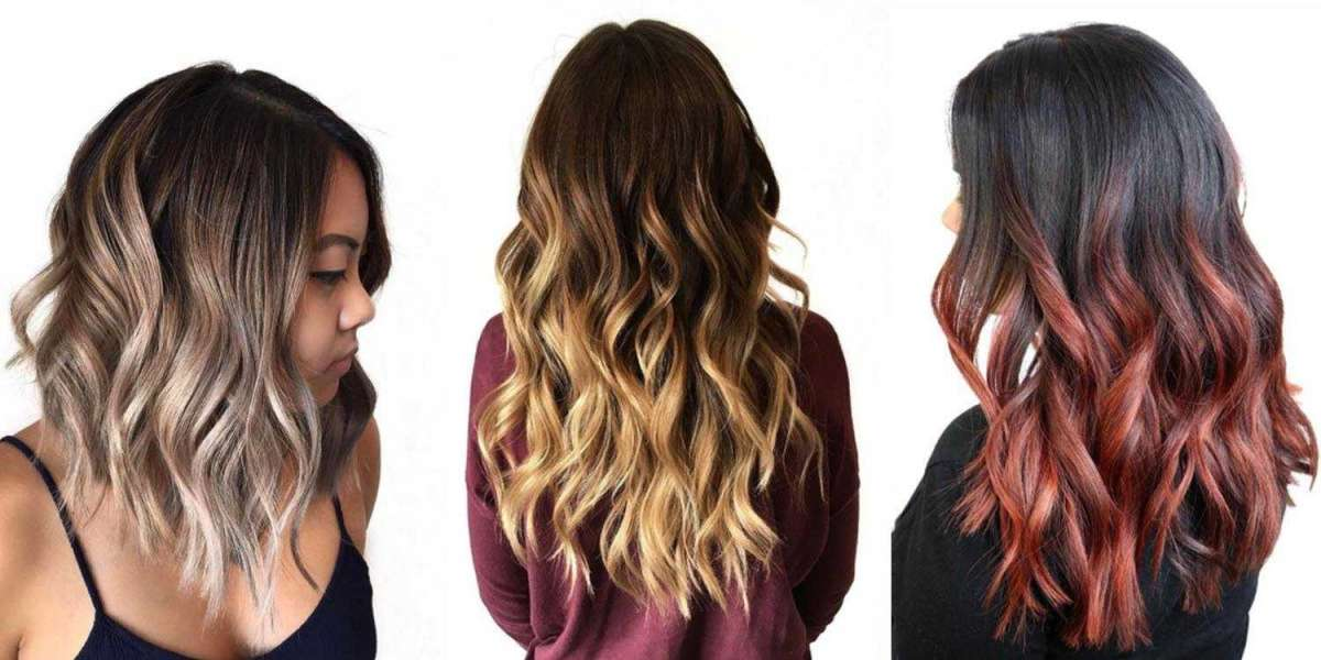 What is Ombre Hair Color?