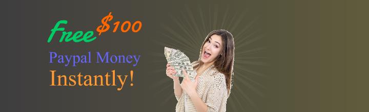 CashRevenue — Free $100 Paypal Money Instantly