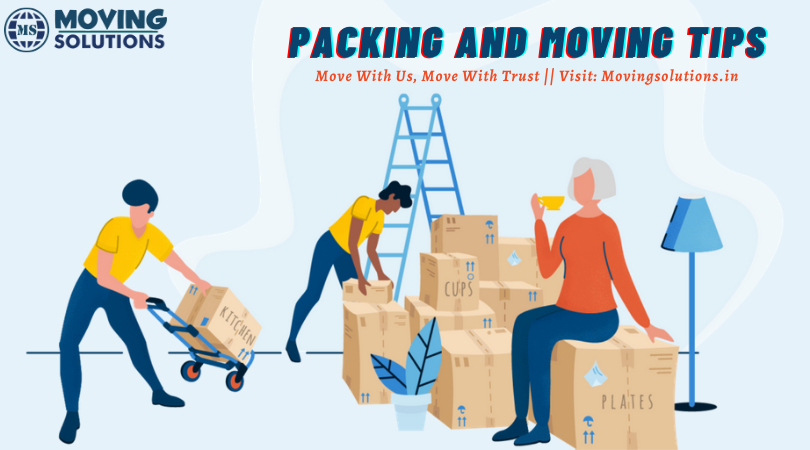 5 Packing Tips For The Relocation