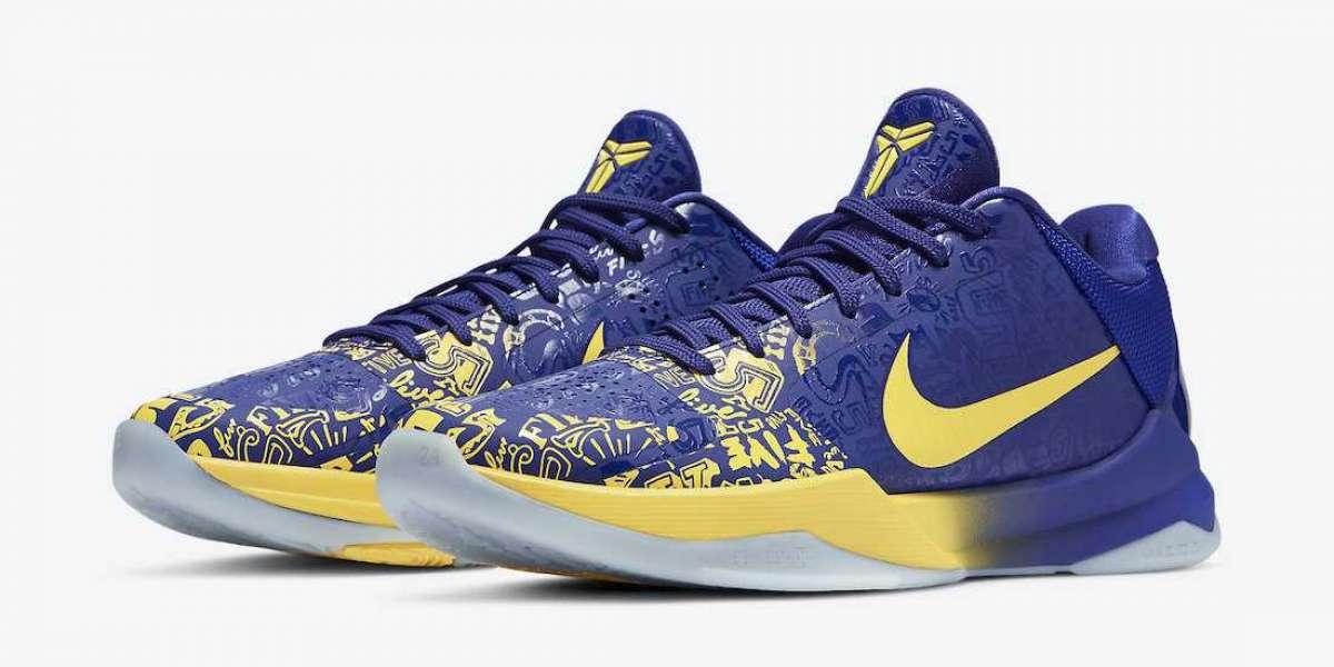 "New 2020 Nike Zoom Kobe 5 Protro ""5 Rings"" CD4991-400 coming soon"