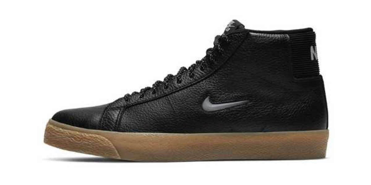 Hot Selling Nike SB Zoom Blazer Mid Black Releasing Soon