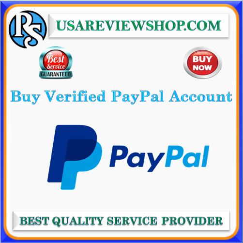 Buy Verified PayPal Accounts - USA Full Verified PayPal Accounts.