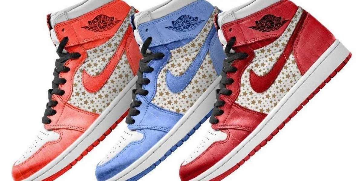 Latest information 2021 Supreme x Air Jordan 1 High Collection