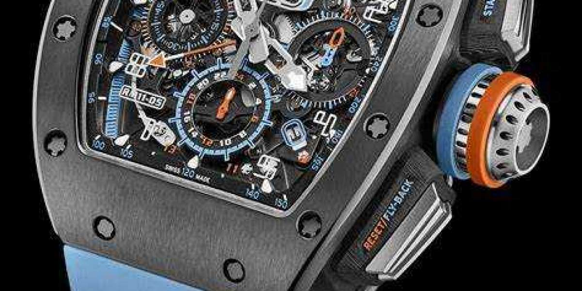 RICHARD MILLE RM 11-05 watch