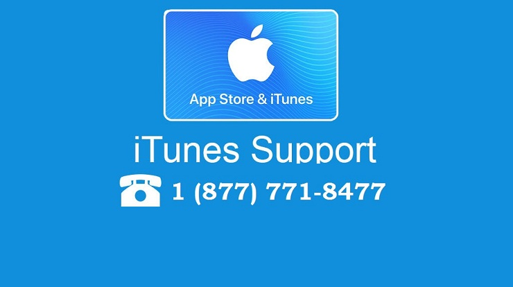 iTunes Support Phone Number for Common iTunes Issues