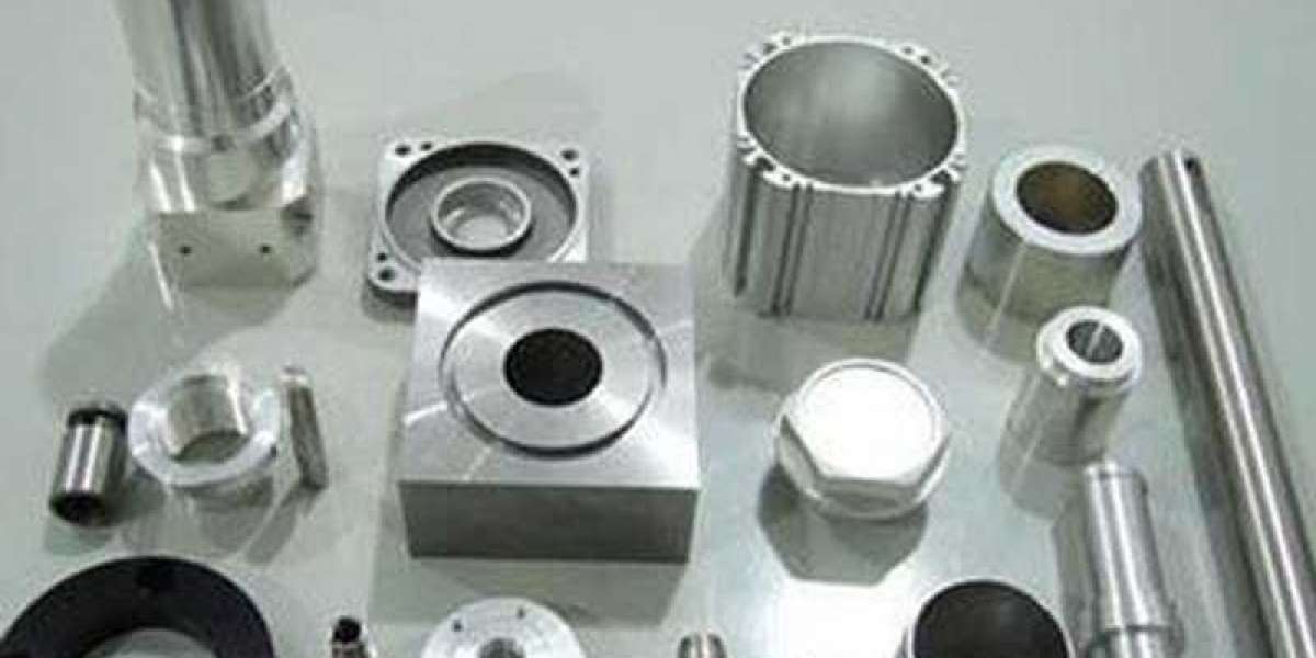 What are the materials for CNC processing