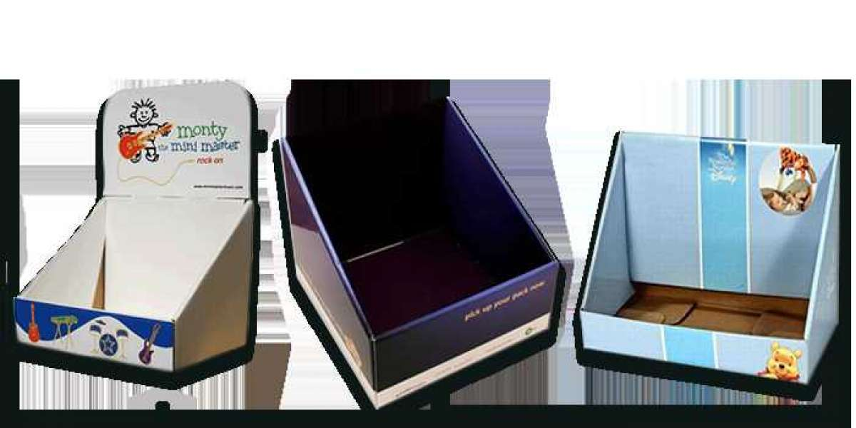 Find Unlimited Designs in Display Boxes to Meet your Requirements