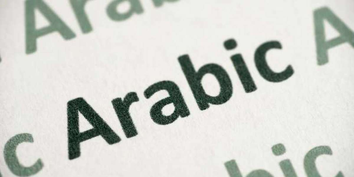 Role of Arabic Translation Services in Translating Arabic
