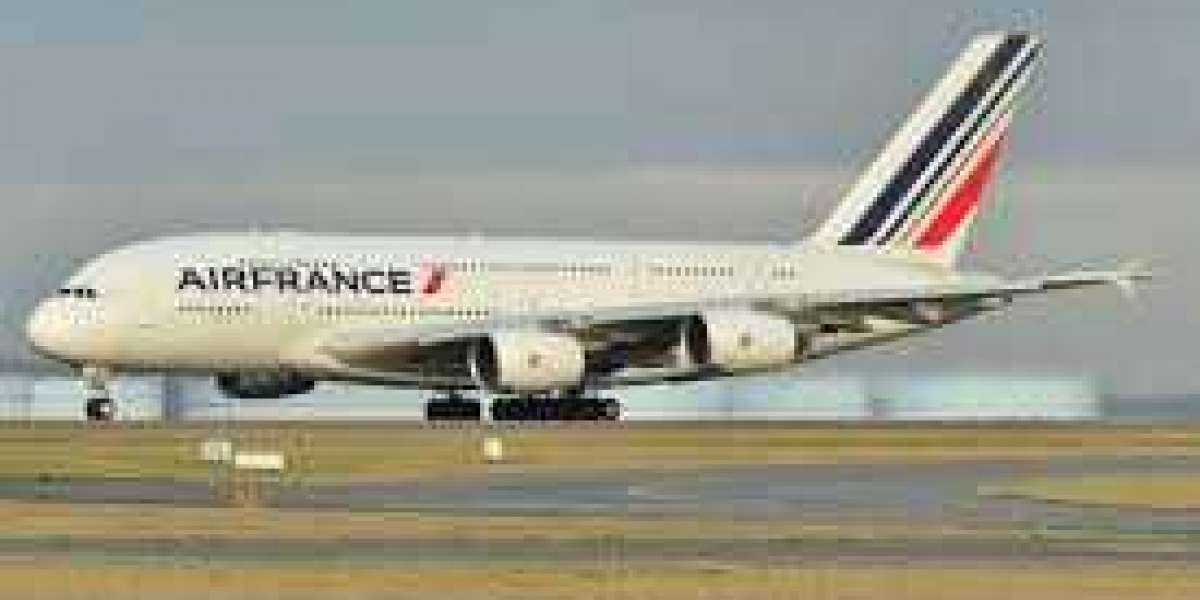 How do you modify your Air France reservations?