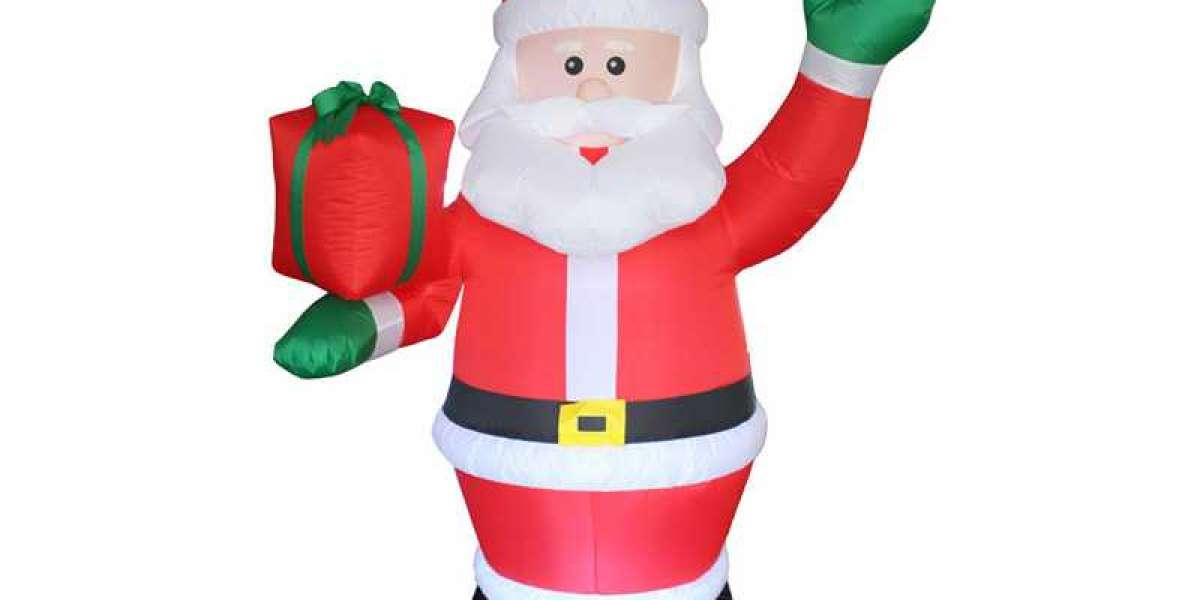 A High-quality Inflatable Christmas Toy Will Bring A Different Atmosphere To Christmas