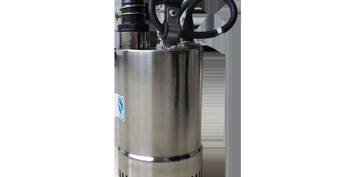 Method To Ensure The High Efficiency Of Stainless Steel Submersible Pump