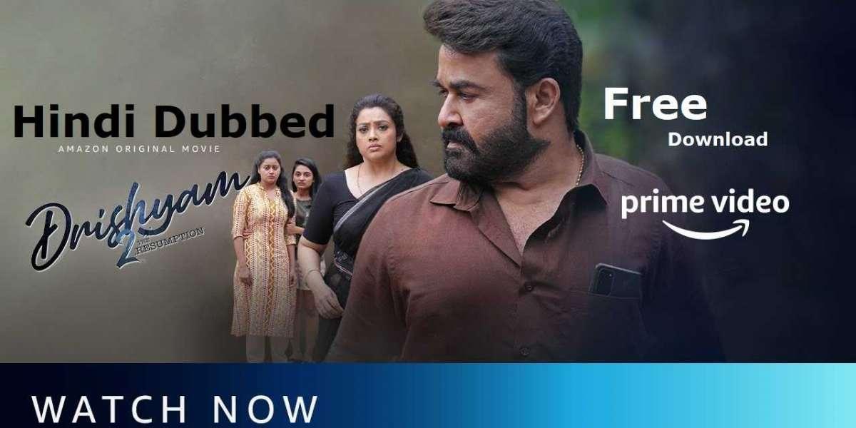 Drishyam 2 Hindi Dubbed and English Subtitle