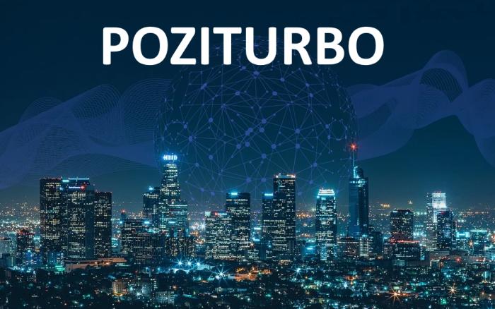 Poziturbo New Social Network – LevelNaut