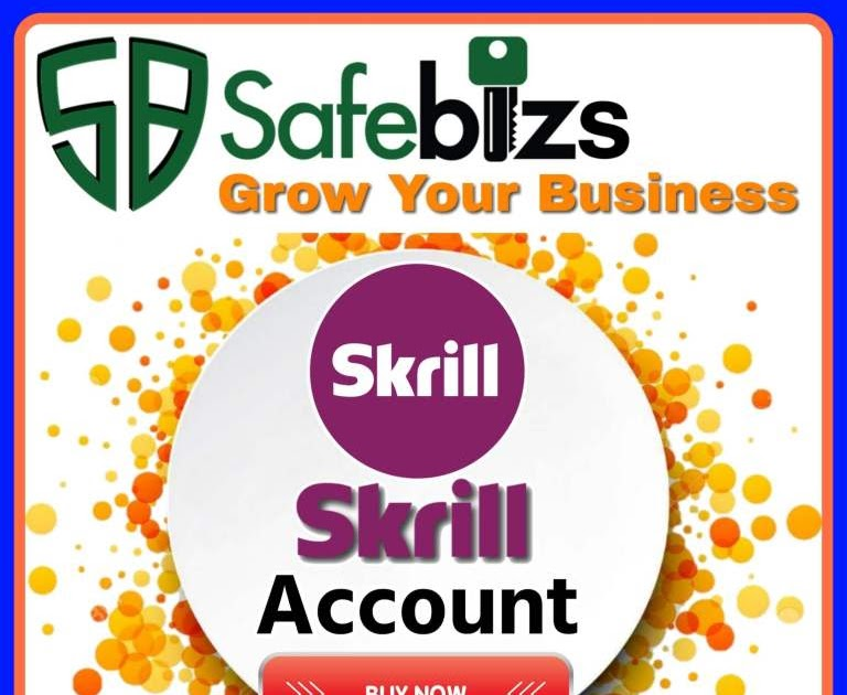 Buy Verified Skrill Accounts
