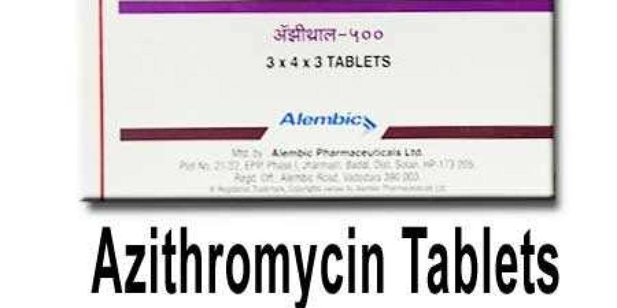 Azithral ( Azithromycin ) to Treat Bacterial Infection