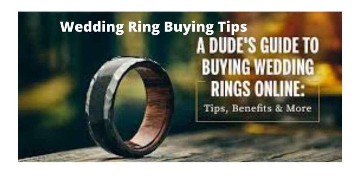 Wedding Rings Buying Tips