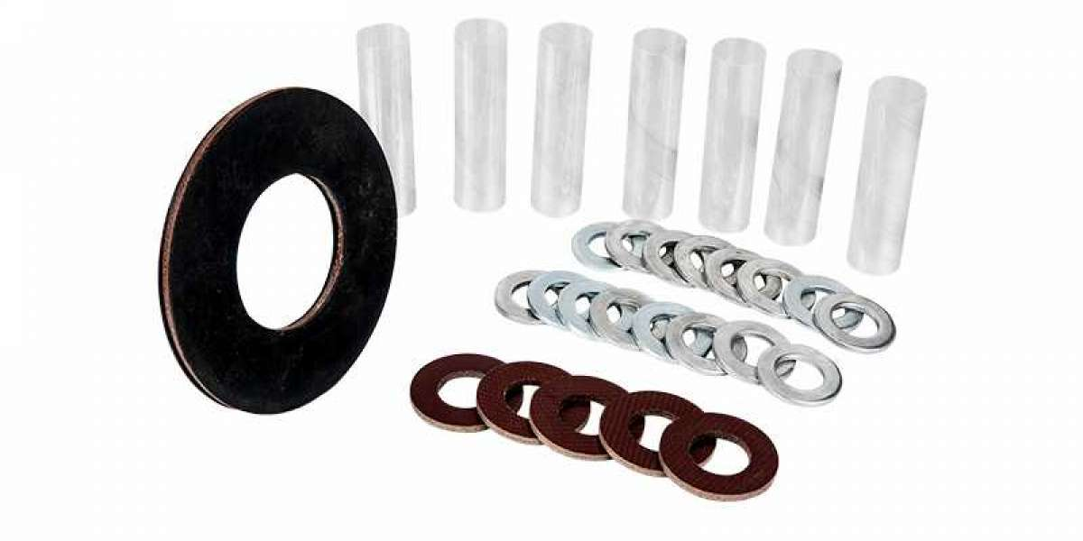 Flange Insulation Gasket Kit Can Be Used To Control Stray Current In The Pipeline