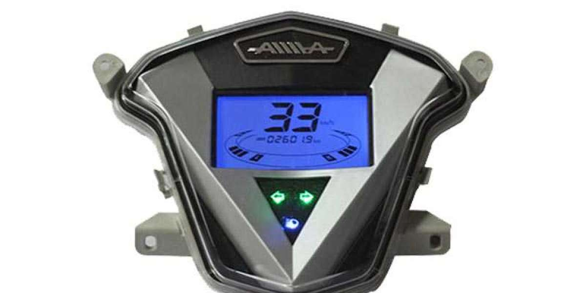 Electric Vehicle Speedometer Has a Wide Range Of Uses