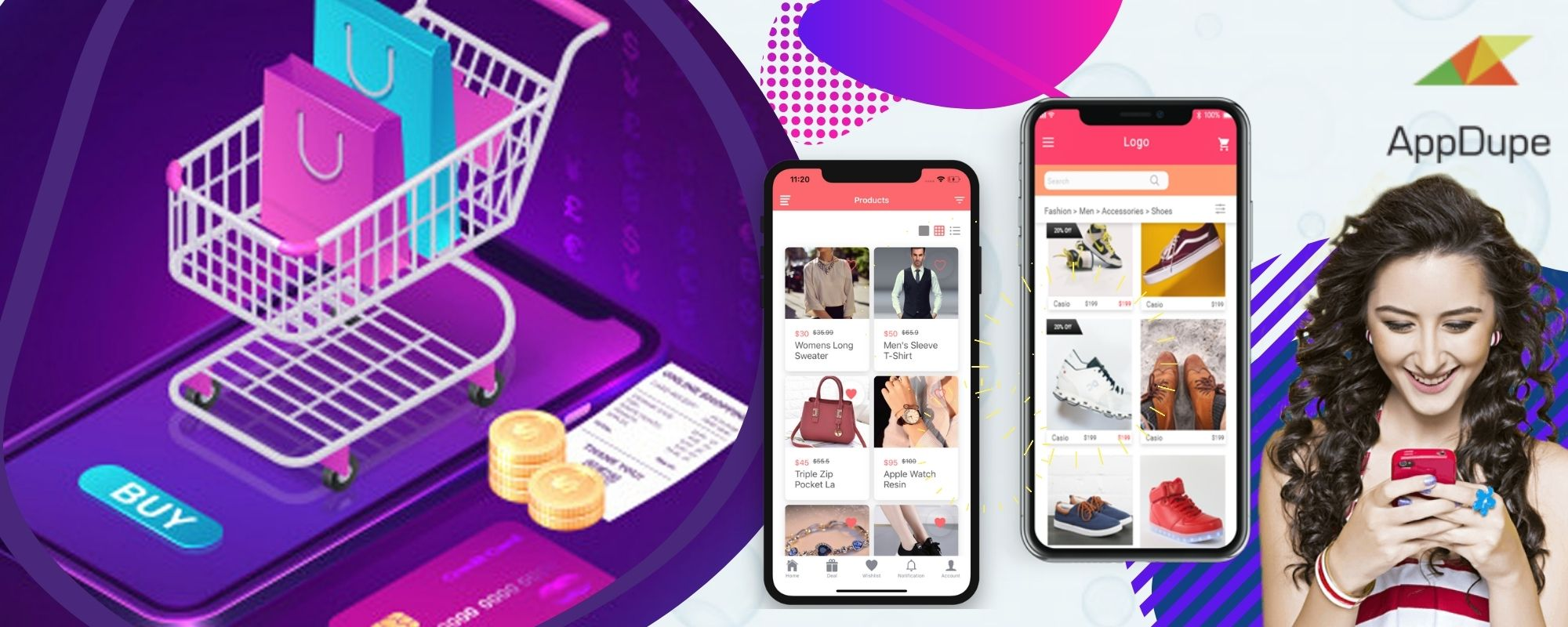 Shopee Clone : Launch A Well-Engineered Ecommerce App Like Shopee