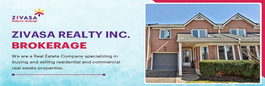 Zivasa Realty Inc. Brokerage Cover Image