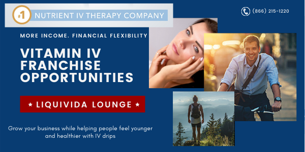 Haven't You Heard About Tremendous Business Growth Opportunities: Liquivida Lounge's Vitamin IV Franchise | by Liquivida Nutrient IV Franchise | Apr, 2021 | Medium