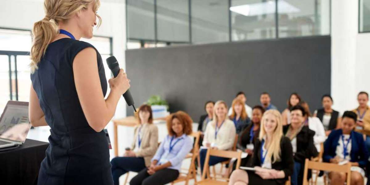 How to stop being afraid of public speaking?