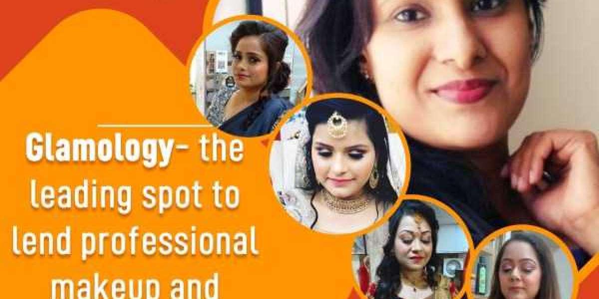 Unisex salon and makeup studio in noida