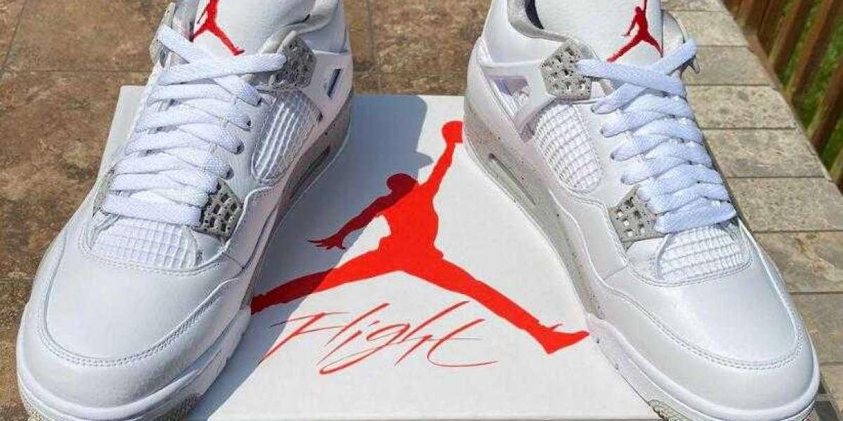 Sneaker Store Near Me to Shop Discount Air Jordan 4 White Oreo