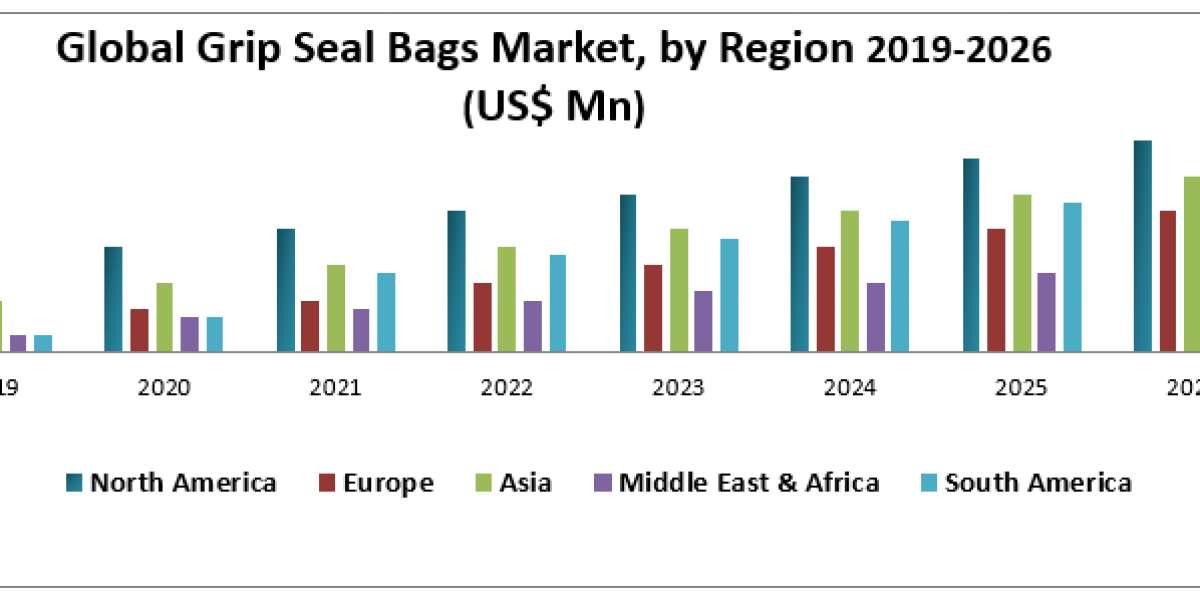 Global Grip Seal Bags Market