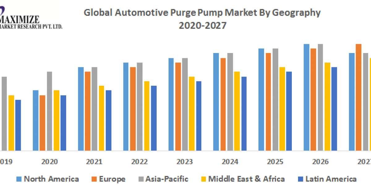 Global Automotive Purge Pump Market