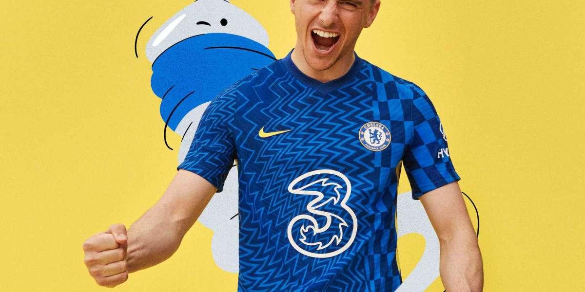 chelsea 2019 20 home shirt