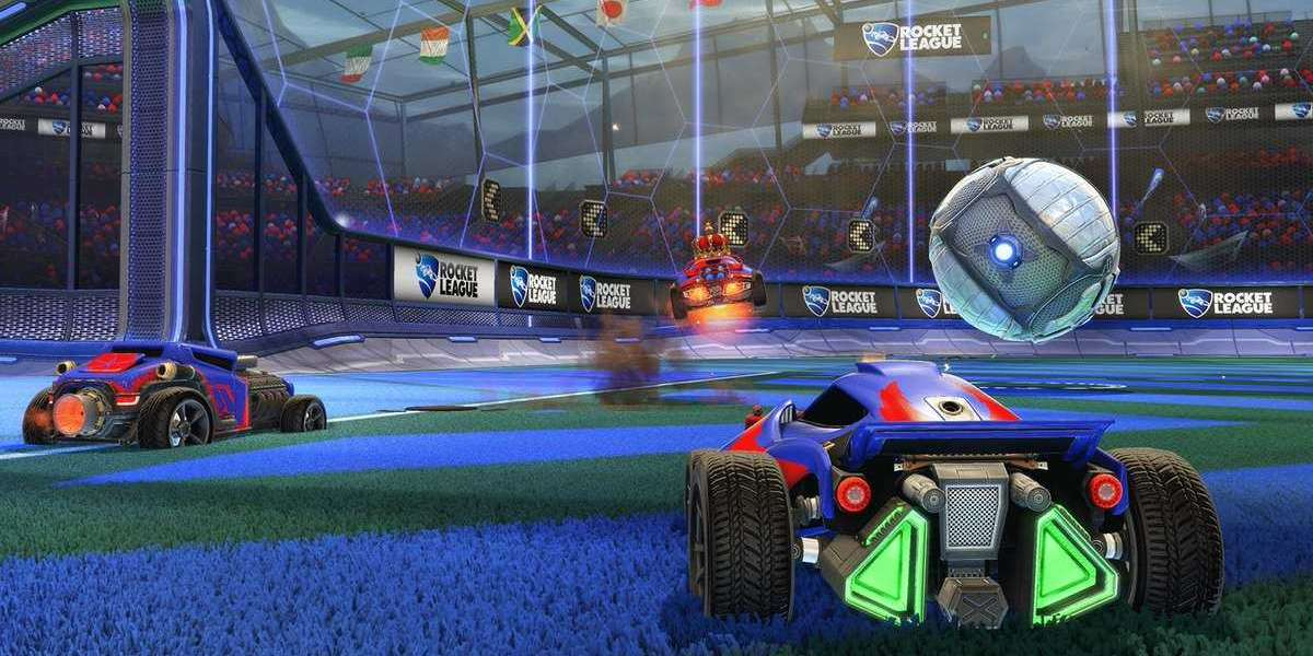 Rocket League has placement fits for every of its aggressive playlists