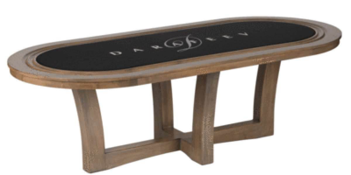 Maximize Your Poker Tables With a Mikhail Darafeev Poker Table