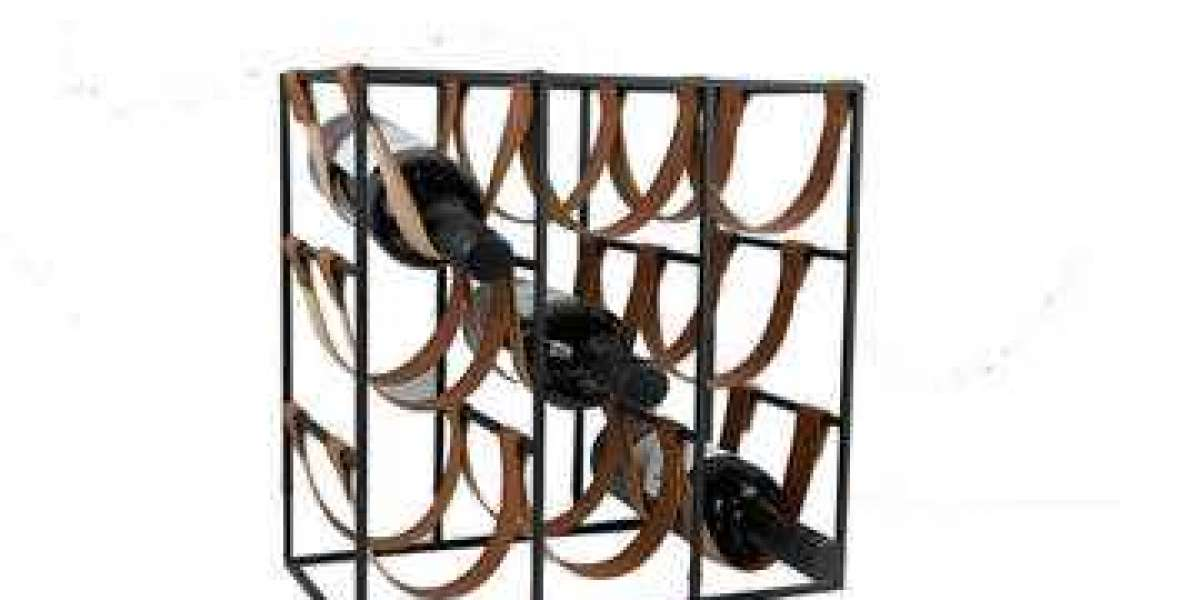 What are you looking for in a metal wine holder?