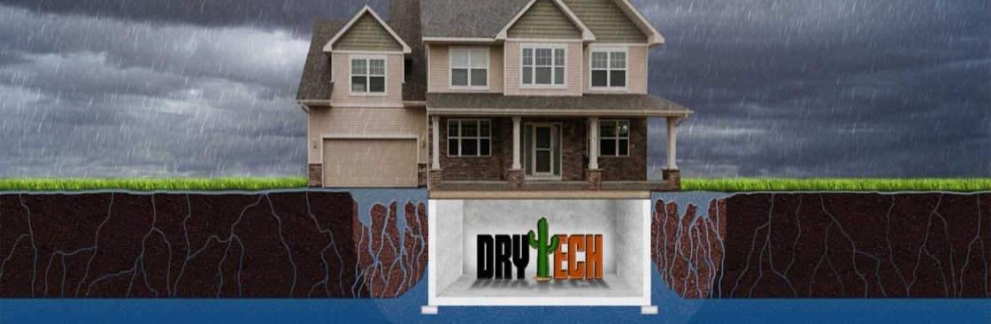 Dry Tech Waterproofing Solutions Cover Image