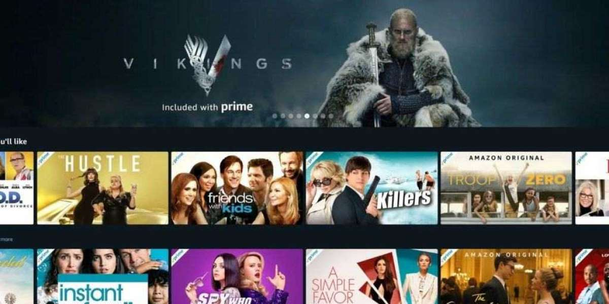 How do I register with Amazon Prime Video? | Amazon Prime Video