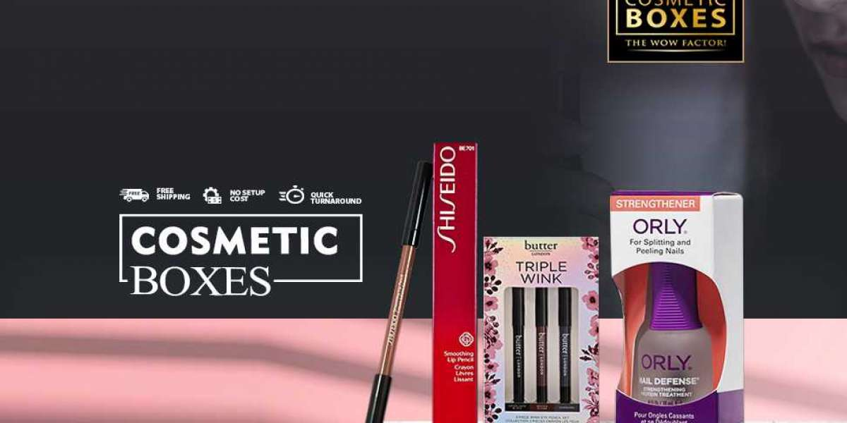 Turn Your Cosmetic Boxes into a Marketing Channel