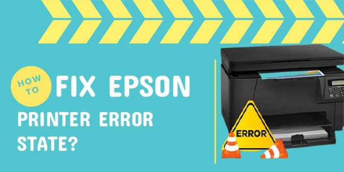 Troubleshooting Tips to Resolve Epson Printer Problems