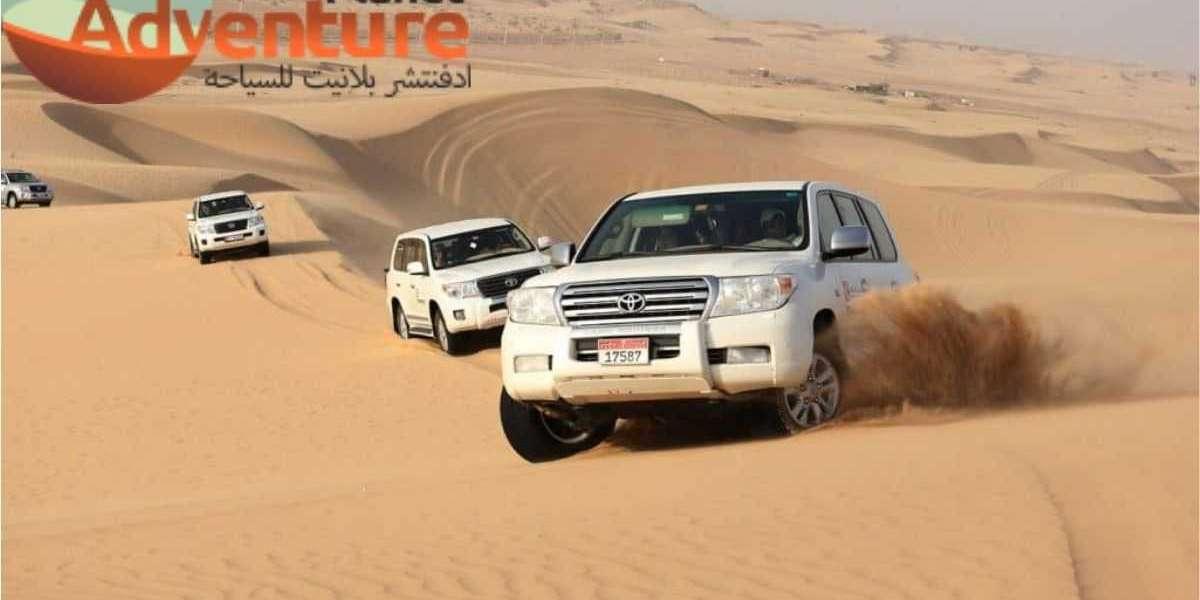 Desert Safari Dubai Journey
