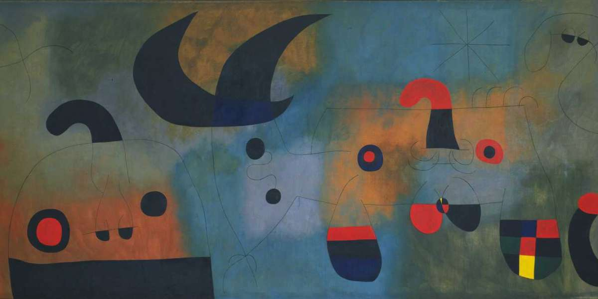Joan Miro: A Famous Painter, Sculptor and Ceramicist